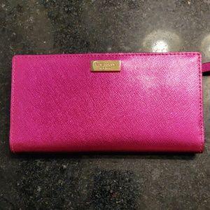 Kate Spade Metallic Wallet